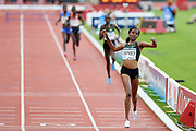 Beatrice Chepkoech competes and wins women 3000m steeple during the Meeting de Paris 2018, Diamond League, at Charlety Stadium, in Paris, France, on June 30, 2018 - Photo Philippe Millereau / KMSP / ProSportsImages / DPPI