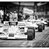 #26, McLaren M26 (1976), Frank Lyons (IE), Silverstone Classic 2015, FIA Masters Historic Formula One. 25.07.2015. Silverstone, England, U.K.  Silverstone Classic 2015.