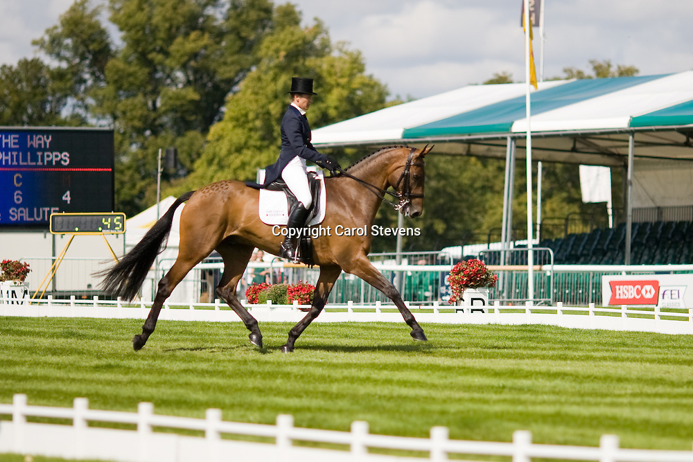 Land Rover Burghley Horse Trails 2010<br />