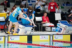 MERSHKO Yelyzaveta UKR at 2015 IPC Swimming World Championships -  Women's 100m Freestyle S6