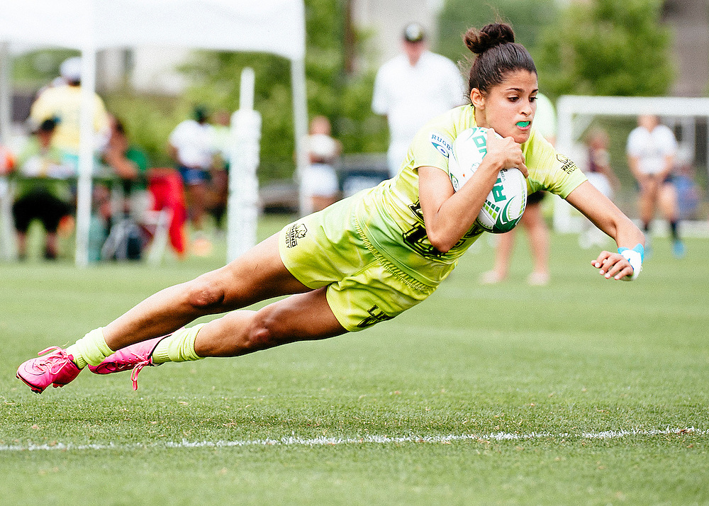 Life University Woman's Rugby in pool play 2016 Penn Mutual Collegiate Rugby Championship. Friday June 3, 2016.  <br /> <br /> Jack Megaw<br /> <br /> www.jackmegaw.com<br /> <br /> 610.764.3094<br /> jack@jackmegaw.com