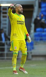 Darren Randolph of Middlesbrough - Mandatory by-line: Nizaam Jones/JMP - 17/02/2018 -  FOOTBALL - Cardiff City Stadium - Cardiff, Wales -  Cardiff City v Middlesbrough - Sky Bet Championship