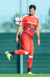 30.08.2016, Ernst Happel Stadion, Wien, AUT, FIFA WM Qualifikation, Georgien vs Oesterreich, Gruppe D, Training Oesterreich, im Bild  Aleksandar Dragovic // during a training session of Team Austria (AUT) in front of the FIFA World Cup Qualifier Match between Georgia and Austria at the Ernst Happel Stadion, Vienna, Austria on 2016/08/30. EXPA Pictures © 2016, PhotoCredit: EXPA/ Sebastian Pucher