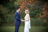 Sarah & Grant's autumn wedding at Cambridge Mill