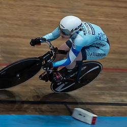 29-12-2019: Wielrennen: NK Baan: Alkmaar <br />Steffie van der Peet pakt brons op de 500 meter