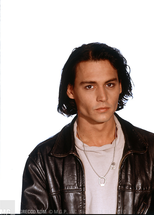 Johnny Depp American Actor From Edward Scissorhands Pirates Of