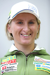 Tadeja Brankovic Likozar at Press conference after Summer World Championship in rolling in Haute Maurienne Vanoise, France, on September 29, 2008, in SZS in Ljubljana.  (Photo by Vid Ponikvar / Sportal Images)