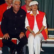 Tennisclinic Hilversum Open 2004, Marco Bakker + Vivianne Boelen