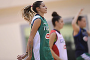 Sabrina Cinili<br /> Nazionale Femminile Senior <br /> Allenamento FIBA Women's EuroBasket 2019 Qualifiers<br /> FIP 2017<br /> Roma 06/11/2017<br /> Foto M.Ceretti / Ciamillo-Castoria