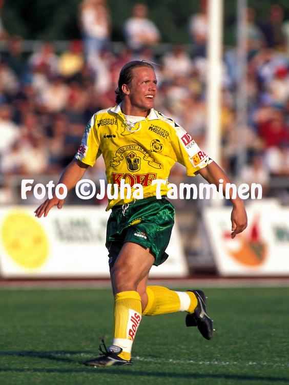25.08.1996.Joni Lehtonen - FC Ilves.©Juha Tamminen
