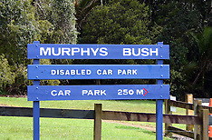 Auckland-Police warning about sex in Murphy's Bush
