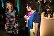 MIRANDA RICHARDSON; FRANCESCA SIMON, Orion Publishing Group Author Party. V & A. London. 18 February 2009.  *** Local Caption *** -DO NOT ARCHIVE -Copyright Photograph by Dafydd Jones. 248 Clapham Rd. London SW9 0PZ. Tel 0207 820 0771. www.dafjones.com<br /> MIRANDA RICHARDSON; FRANCESCA SIMON, Orion Publishing Group Author Party. V & A. London. 18 February 2009.