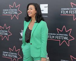 Edinburgh International Film Festival, Thursday, 21st June 2018<br /> <br /> 'EATEN BY LIONS' World Premiere<br /> <br /> Pictured: Hayley Tamaddon<br /> <br /> (c) Aimee Todd | Edinburgh Elite media
