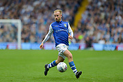 Sheffield Wednesday midfielder Barry Bannan (10)  during the EFL Sky Bet Championship match between Sheffield Wednesday and Sheffield Utd at Hillsborough, Sheffield, England on 24 September 2017. Photo by Adam Rivers.
