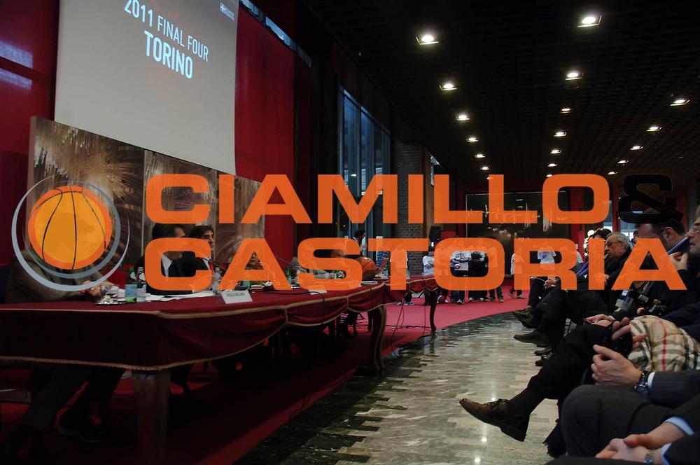 DESCRIZIONE : Torino Teatro Regio firma per le Final four di Eurolega 2011<br /> GIOCATORE : Paolo Verri Jordi Bertomeu Mercedes Bresso Paolo Bellino<br /> SQUADRA : Eurolega<br /> EVENTO : Eurolega 2009-2010<br /> GARA : <br /> DATA : 16/02/2010 <br /> CATEGORIA : conferenza stampa ritratto<br /> SPORT : Pallacanestro <br /> AUTORE : Agenzia Ciamillo-Castoria/Silvia Pastore<br /> Galleria : Eurolega 2009-2010 <br /> Fotonotizia : Torino Teatro Regio firma per le Final Four di Eurolega 2011<br /> Predefinita :