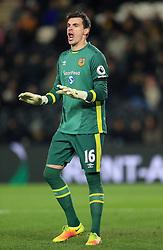 Hull City goalkeeper Eldin Jakupovic