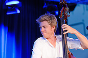 Kyle Eastwood (son of Clint Eastwood) played at Autostadt Wolfsburg with his Jazz band
