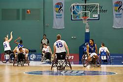 FRA v CZE, Wheelchair Basketball, 2015 European Championships, Men's (11-12) Playoff