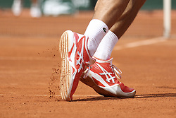 May 28, 2019 - Internationnaux de France de Tennis Roland Garros 2019. Matchs.....240059 2019-05-27   .. Djokovic, Novak (Credit Image: © Arnal-Durden/Starface via ZUMA Press)