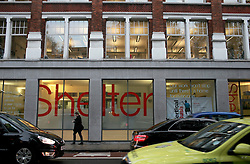 UK ENGLAND LONDON 21OCT15 - Shelter charity headquarters on Old Street, central London, England.<br /> <br /> <br /> <br /> jre/Photo by Jiri Rezac<br /> <br /> <br /> <br /> © Jiri Rezac 2015