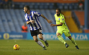 Sheffield Wednesday defender Daniel Pudil (36) during the Sky Bet Championship match between Sheffield Wednesday and Brighton and Hove Albion at Hillsborough, Sheffield, England on 3 November 2015.