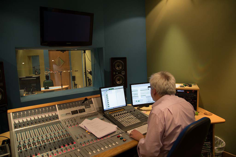 Production stills of Tony Pitts' new BBC Radio 4 radio play titled 'Monsters.' Airing 26th March 2015.