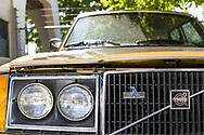 1979-&aring;rs Volvo 250 kombi som har g&aring;tt 65 000 mil &auml;r p&aring; service hos Alamo Automotive i Portland, Oregon, USA.<br /> Foto: Christina Sj&ouml;gren