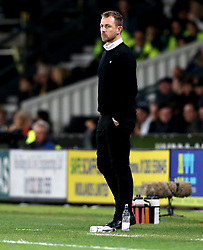 Derby County manager Gary Rowett - Mandatory by-line: Robbie Stephenson/JMP - 31/03/2017 - FOOTBALL - iPro Stadium - Derby, England - Derby County v Queens Park Rangers - Sky Bet Championship