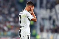 Cristiano Ronaldo Juventus <br /> Torino 29-09-2018 Allianz Stadium Football Calcio Serie A 2018/2019 Juventus - Napoli <br /> Foto Cesare Purini / Insidefoto