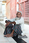 Street portrait, Old Delhi, India