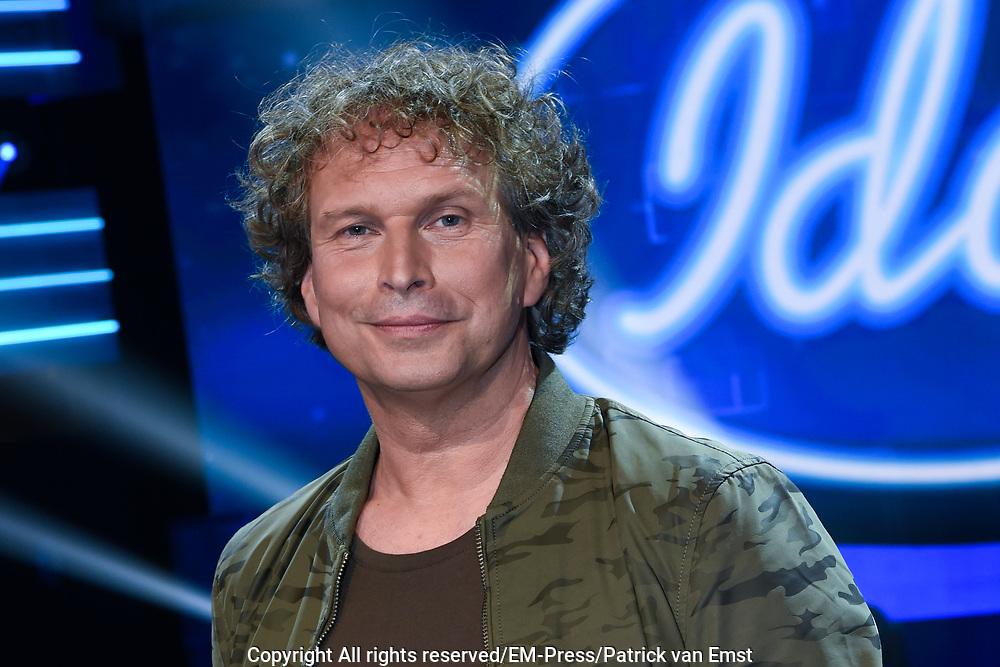 Halve finale van Idols 2017 <br /> <br /> op de foto:   Ronald Molendijk