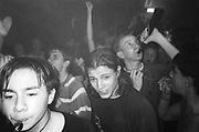 Dream FM Pirate Radio Benefit, Labyrinth Dalston, London, 1994.