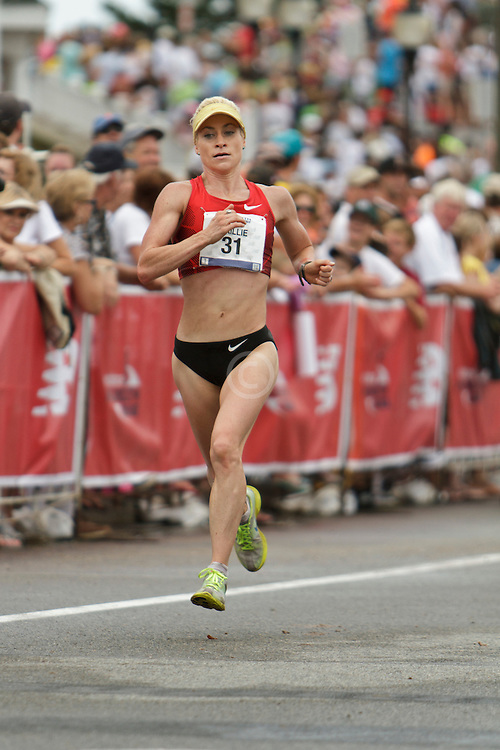 Falmouth Road Race, Renee Baillie