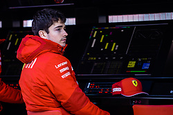 February 18, 2019 - Montmelo, BARCELONA, Spain - Charles Leclerc from Monaco with 16 of Scuderia Ferrari Mission Winnow SF90 portrait during the Formula 1 2019 Pre-Season Tests at Circuit de Barcelona - Catalunya in Montmelo, Spain on February 18. (Credit Image: © AFP7 via ZUMA Wire)