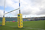 Bath Rugby Recreation Ground before the Aviva Premiership match between Bath Rugby and Gloucester Rugby at the Recreation Ground, Bath, United Kingdom on 29 October 2017. Photo by Gary Learmonth.