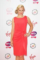 © Licensed to London News. Sabine Lisicki, Pre-Wimbledon Party, Kensington Roof Gardens, London UK, 20 June 2013. Photo credit : Richard Goldschmidt/Piqtured/LNP
