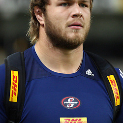 DURBAN, SOUTH AFRICA - MAY 31: Duane Vermeulen (captain) of the DHL Stormers during the Super Rugby match between Cell C Sharks and  DHL Stormers at Growthpoint Kings Park on May 31, 2014 in Durban, South Africa. (Photo by Steve Haag/Gallo Images)