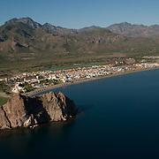 Loreto. Baja California Sur, Mexico.