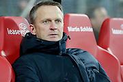 coach *John van den Brom* of AZ Alkmaar
