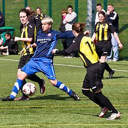 Hutchison Vale v Spartan Ladies | Scottish Women's Premier League | 22 April 2012