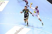 DESCRIZIONE : HandbaLL Cup Finale EHF Homme<br /> GIOCATORE : O Brian NYATEU<br /> SQUADRA : Nantes <br /> EVENTO : Coupe EHF Finale<br /> GARA : NANTES Rhein Neckar<br /> DATA : 19 05 2013<br /> CATEGORIA : Handball Homme<br /> SPORT : Handball<br /> AUTORE : JF Molliere <br /> Galleria : France Hand 2012-2013 Action<br /> Fotonotizia : HandbaLL Cup Finale EHF Homme<br /> Predefinita :