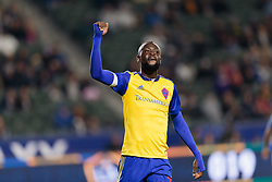 February 23, 2019 - Carson, CA, USA - Carson, CA - Saturday February 23, 2019: The Colorado Rapids defeated the Los Angeles Galaxy 3-1 in a Major League Soccer (MLS) preseason game at Dignity Health Sports Park. (Credit Image: © Michael Janosz/ISIPhotos via ZUMA Wire)
