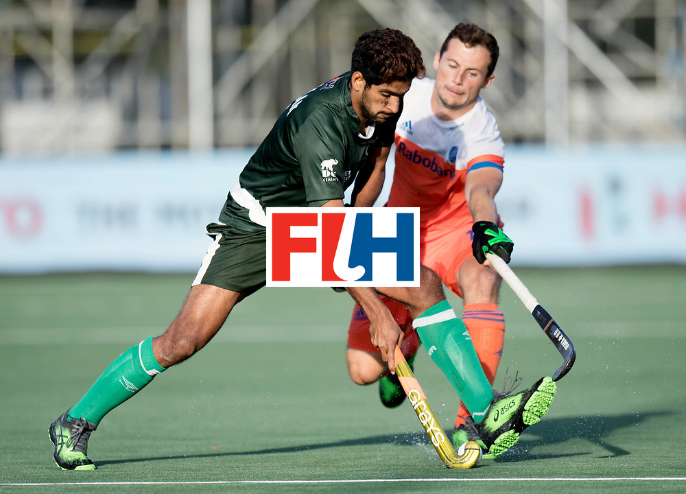BREDA - Rabobank Hockey Champions Trophy<br /> The Netherlands - Pakistan<br /> Photo: Max Caldas.<br /> COPYRIGHT WORLDSPORTPICS FRANK UIJLENBROEK