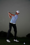 Chris Wood photoshoot at Qatar Masters 2012, Doha. <br /> Mandatory Picture Credit: Mark Newcombe / visionsingolf.com