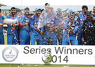 England v India 5th ODI at Headingley