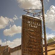Tortilla Flat, AZ
