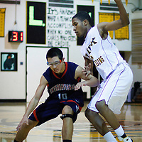 Lick-Wilmerding v International Boys Basketball 120710