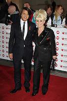 Barbara Windsor The Co-Operative Variety Club Showbiz Awards, Grosvenor House Hotel, Park Lane, London, UK, 14 November 2010: piQtured Sales: Ian@Piqtured.com +44(0)791 626 2580 (picture by Richard Goldschmidt)
