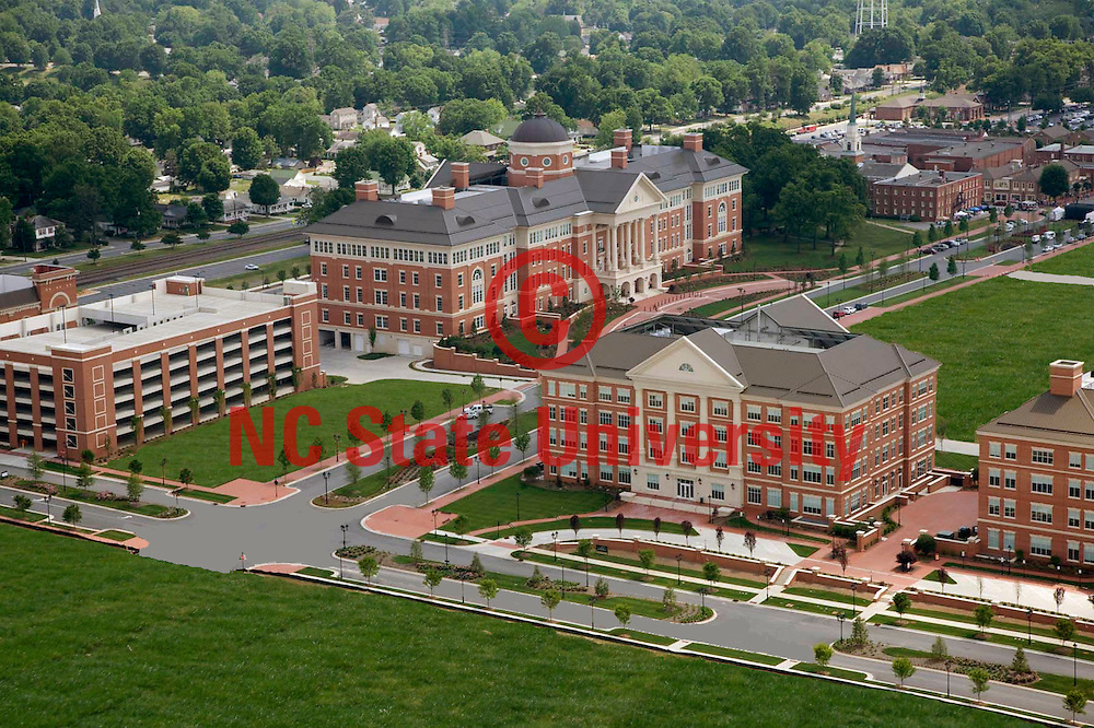 Aerial view of the N.C. Research Campus in Kannapolis, N.C. May 2009. Photo by Justin Moore..Sign in to like this photo.Unlike