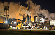 Sugar mill in Southern Louisiana.